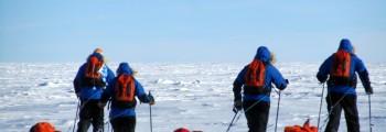 2010 – Antarctica Ski Race