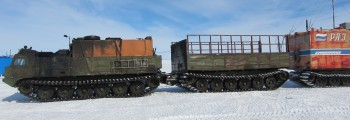 2011 – Antarctica Fuel Depot
